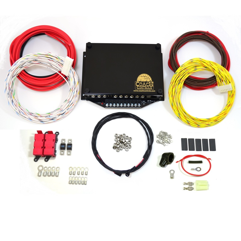 Coach-1 Base Wiring Kit