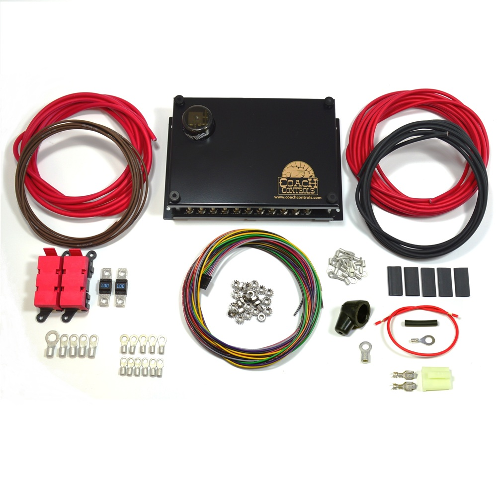 Coupe-23 Base Wiring Kit