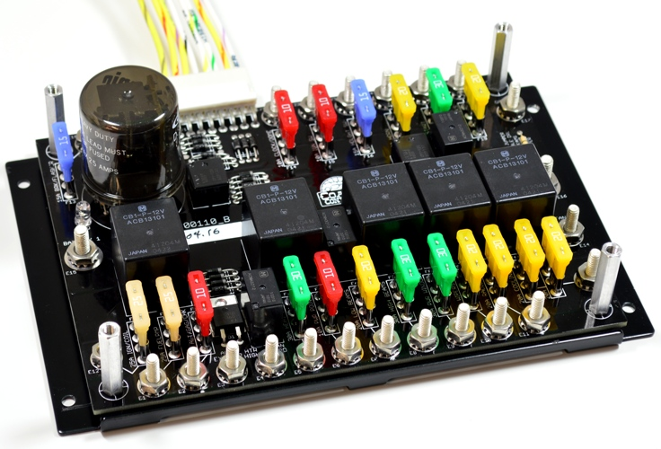 Image of Power Center included with each Wiring Kit