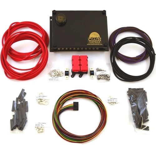 universal wiring harness kits for old cars all products : coach controls, street rod wiring kits ...
