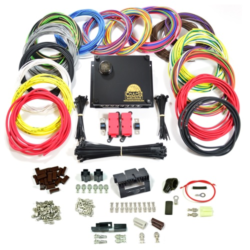 Roadster-18 Long Wiring Kit